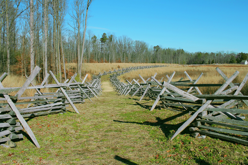 Civil War Site Richmond Virginia